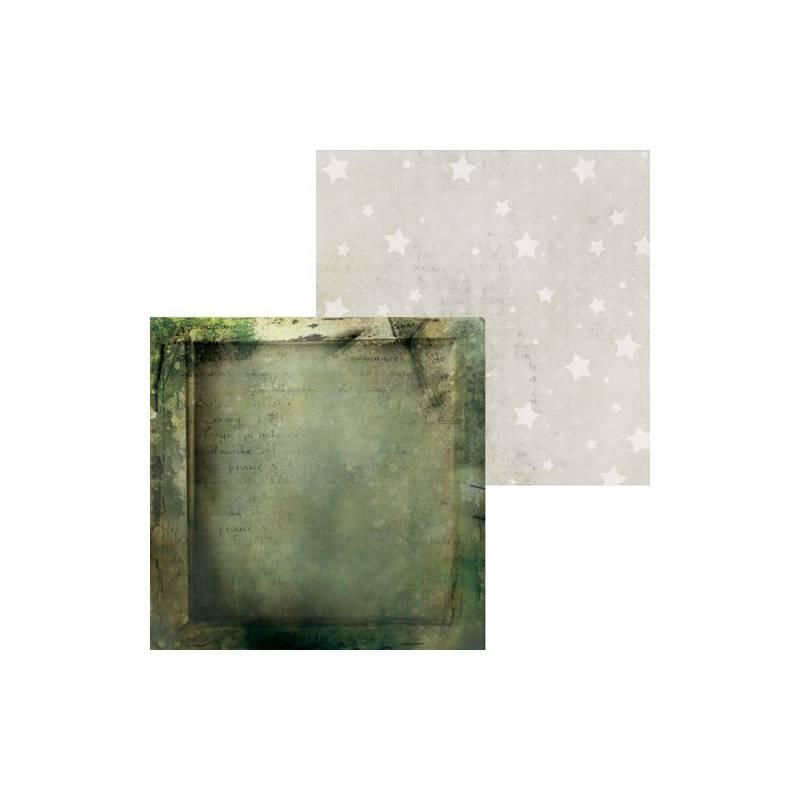 """Papier Świąteczne Życzenia 01, 12x12"""""""