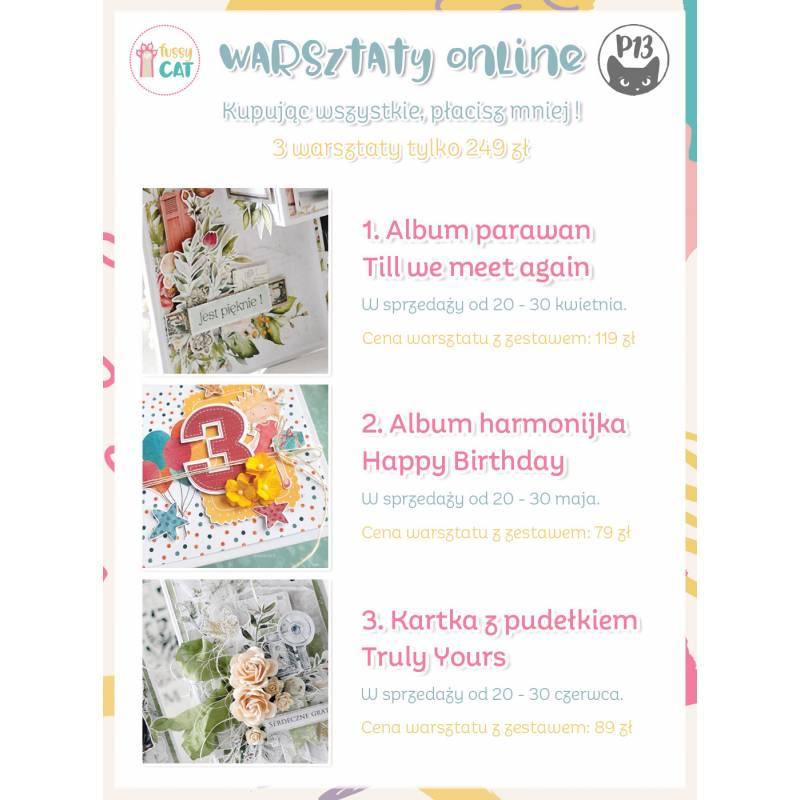 Warsztaty online: 1 + 2 + 3