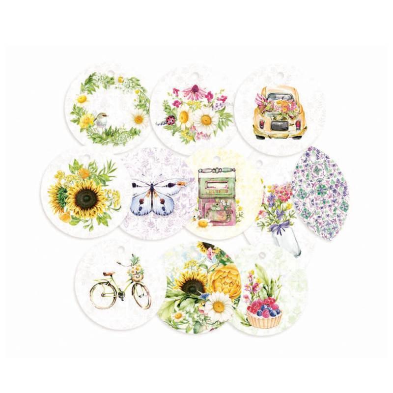 Zestaw tagów The Four Seasons - Summer 01