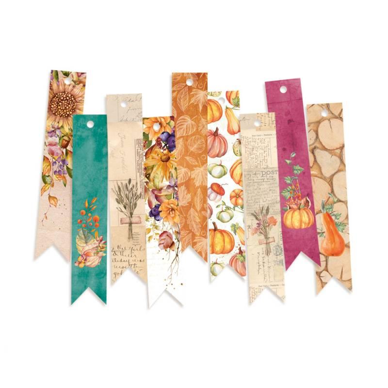 Zestaw tagów The Four Seasons - Autumn 03