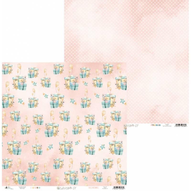 """Papier Cute & Co. 01, 12x12"""""""