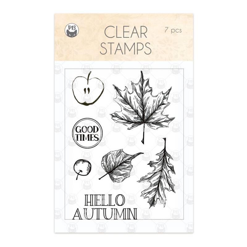 Zestaw stempli The Four Seasons - Autumn 01 , 7 szt.
