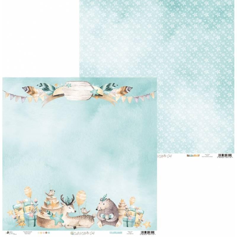 """Papier Cute & Co. 04, 12x12"""""""