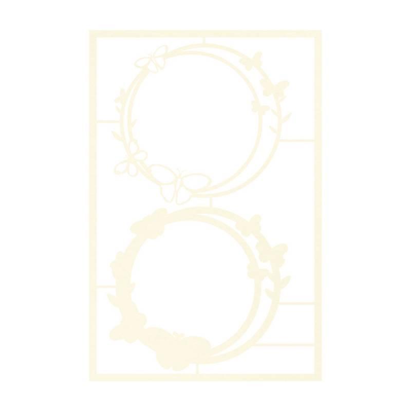 Zestaw tekturek The Four Seasons - Summer 01, 2szt.