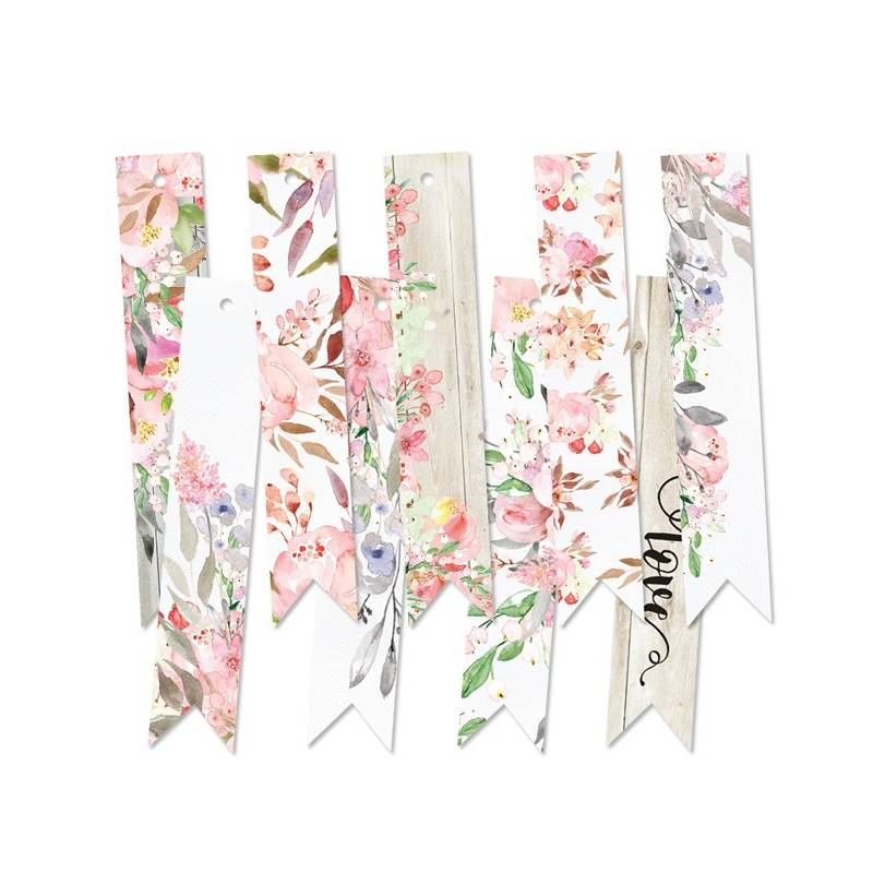 Zestaw tagów Love in Bloom 03