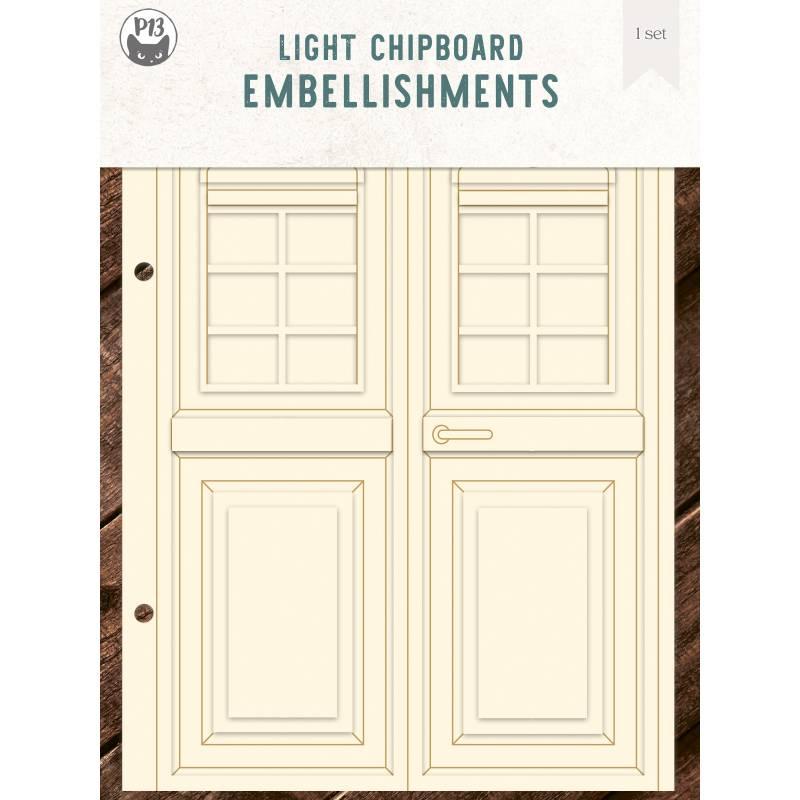 Baza albumowa Drzwi, 15x20cm