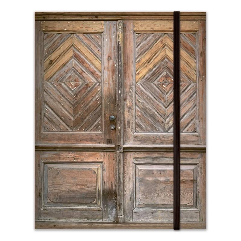 Notatnik premium Drzwi
