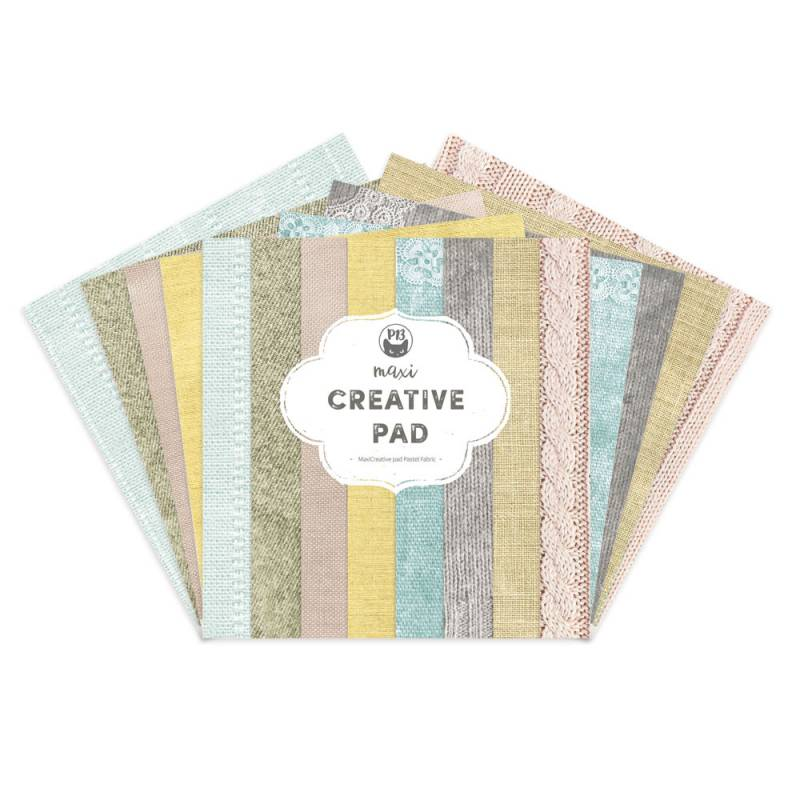 Maxi Creative Pad Fabric, 12x12""