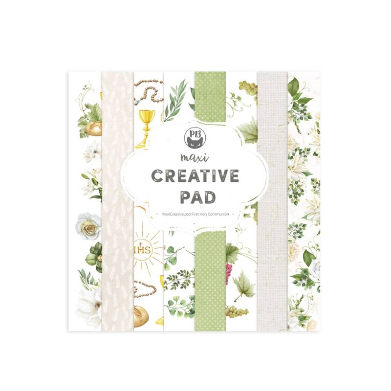 """Maxi Creative Pad I Komunia Święta, 12x12"""""""