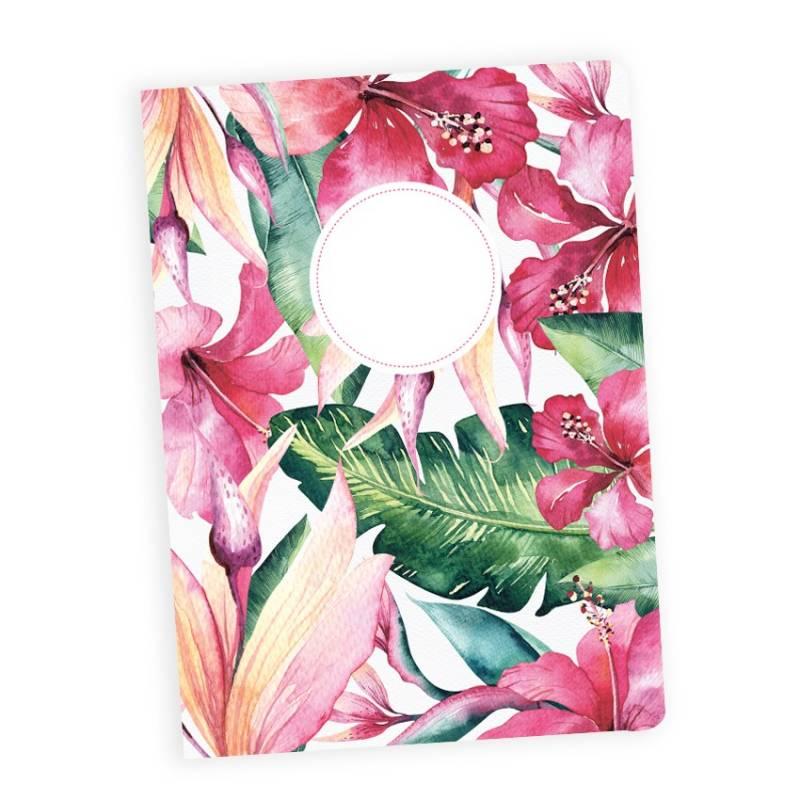 Art journal Let's flamingle, A5