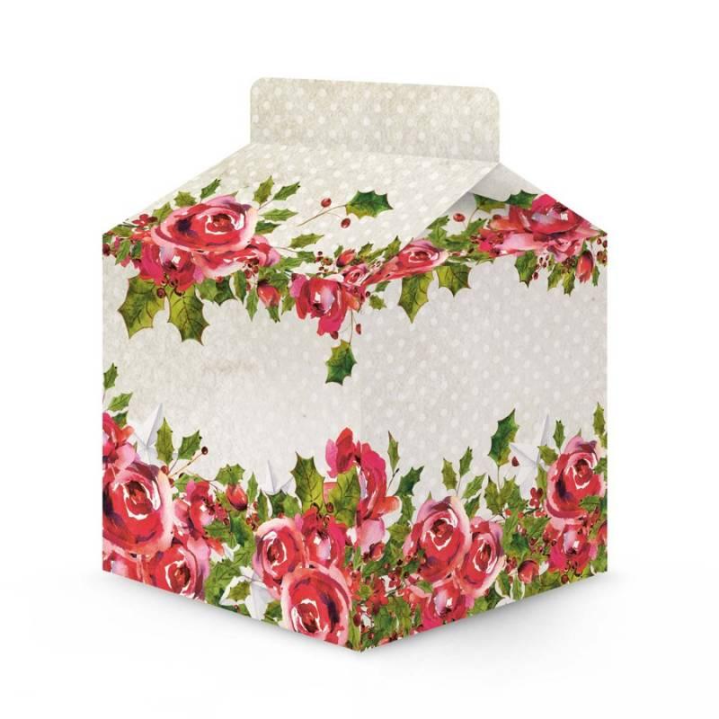 Zestaw pudełek Rosy Cosy Christmas, 3szt.